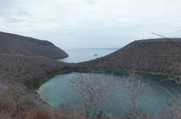 Галапагосские острова признаны самыми красивыми в мире