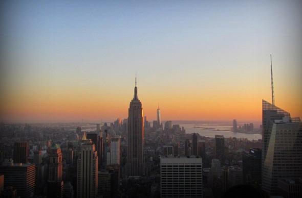 Самым фотографируемым городом мира стал Нью-Йорк