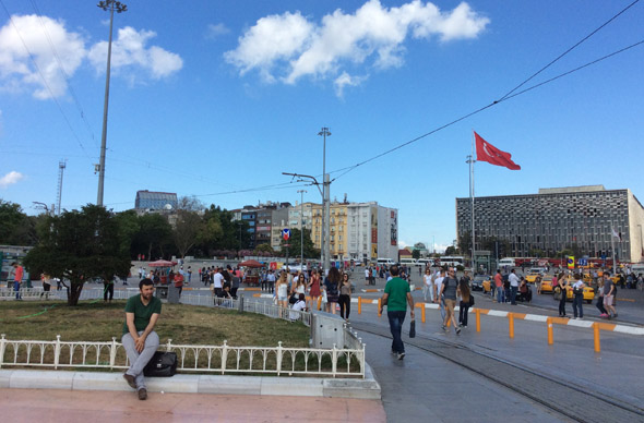 Россияне стали меньше ездить в Турцию в этом году