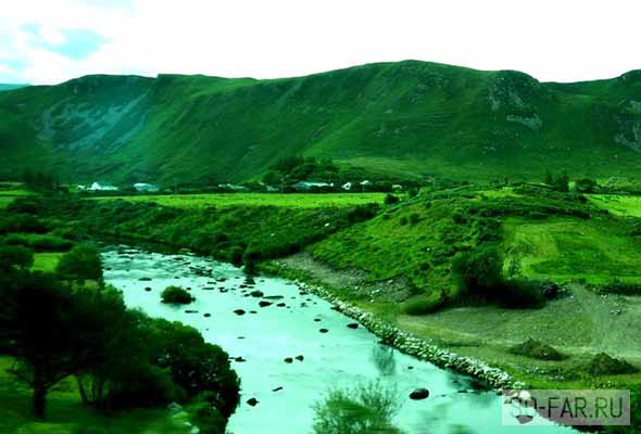 irlandiya, foto