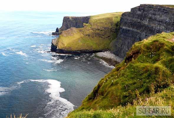 okean, irlandia, foto