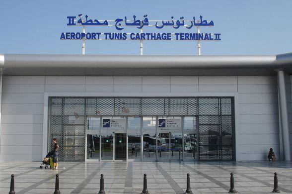 аэропорт Тунис
