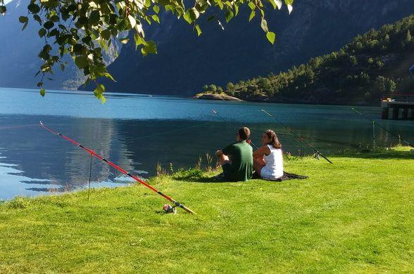 Рыбалка, Норвегия
