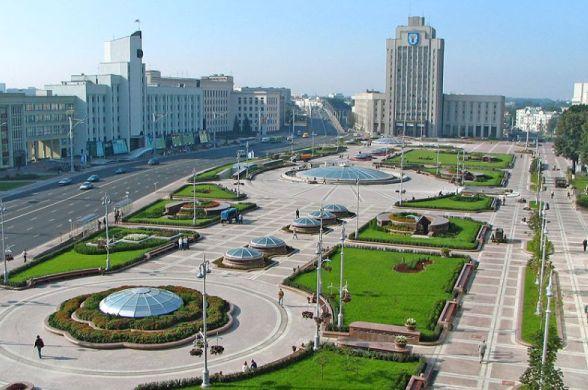 Минск, Беларуссия