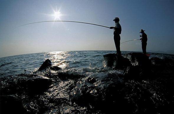 Китайские рыбаки, фото