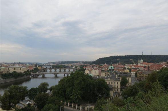 Чехию в этом году посетило рекордное количество иностранцев