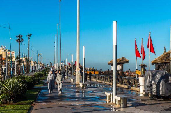 Марокко хочет стать топовым пляжным направлением для россиян