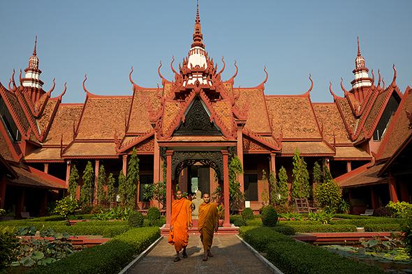 Пномпень – столица Камбоджи