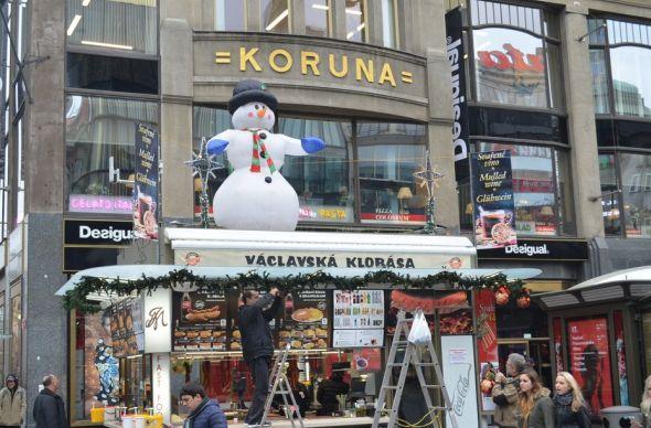 USA Today опубликовал ТОП-10 рождественских городов, Прага – первая