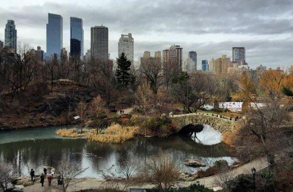 Нью-Йорк побил рекорд по посещаемости туристами