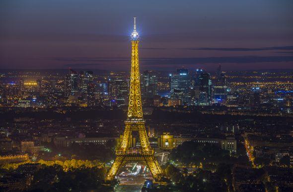 Франция сохранила за собой лидерство в мировом туризме