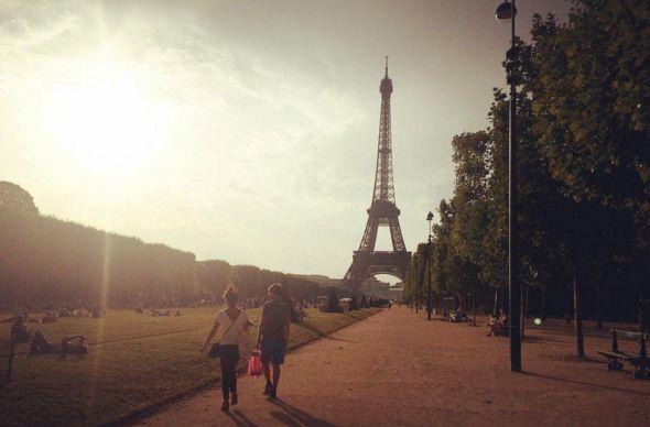 Париж стал лучшим городом в международном рейтинге GfK