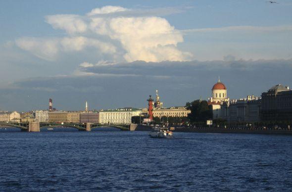 Санкт-Петербург вошел сразу в три рейтинга Travelers' Choice