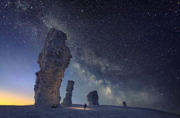 Десять удивительных мест России
