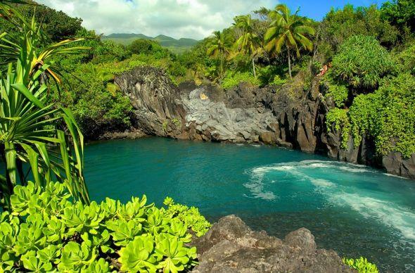 Путешественники признали гавайский остров Мауи лучшим в мире