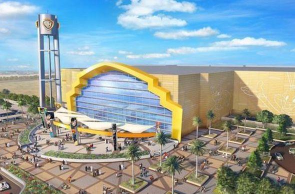 В Абу-Даби появится тематический парк с героями голливудских фильмов