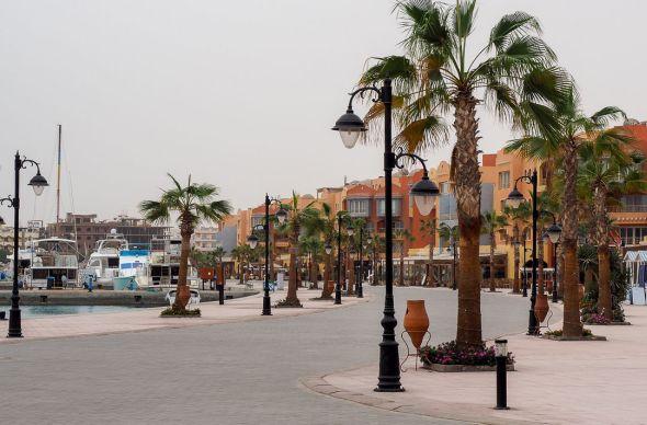 Шарм-эль-Шейх уже восьмой месяц пустует без туристов