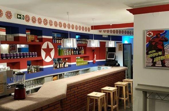 В Испании открылся тематический бар «Пхеньян» о Северной Корее