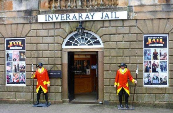 Туристам в Шотландии предлагают переночевать в исторической тюрьме