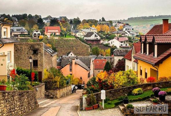 luksemburg foto