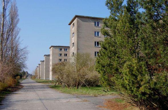 Курортный городок, построенный фашистами на Рюгене, оживет