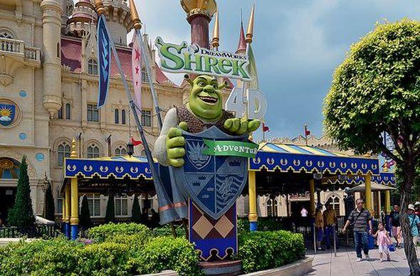 В Москве построят парк американской студии DreamWorks