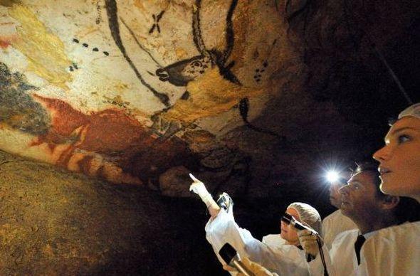 Во Франции открылась новая реплика знаменитой пещеры Ласко