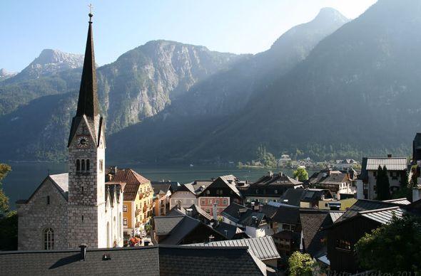 Из храма в Австрии стали выгонять за селфи