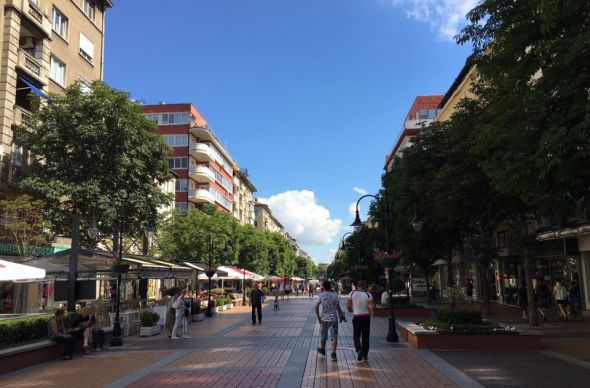 София признана самым дешевым городом мира для туристов
