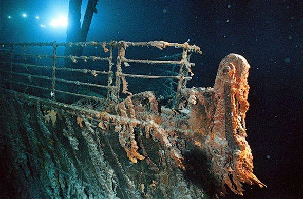Туристам покажут Титаник на дне Атлантического океана
