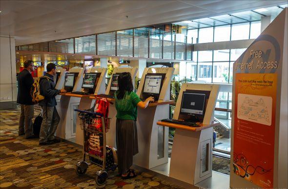 Блогер сделал доступным интернет в аэропортах для каждого