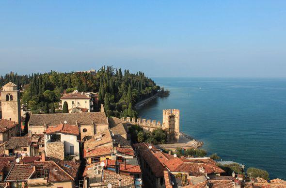 Вокруг самого большого озера Италии построят велодорожку