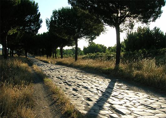 Аппиева дорога фото