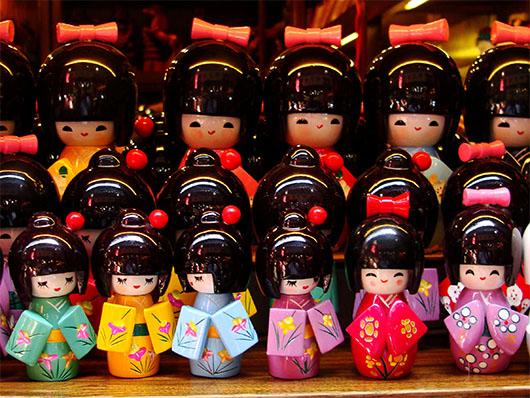 китайские куклы