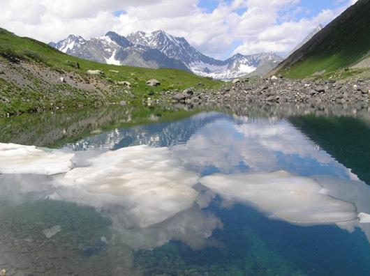 озеро алтай фото